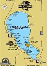 Pyramids In America Map about pyramid lake u2014 crosby lodge