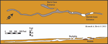 Terminus Cave Map Beyond Newberry Ancient Lakes Maar Volcanoes And A Dash Of