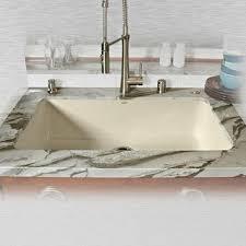 Undermount Cast Iron Kitchen Sink by Cast Iron Kitchen Sinks Shop The Best Deals For Oct 2017