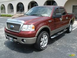 ford f150 xlt colors 2006 toreador metallic ford f150 lariat supercrew 4x4