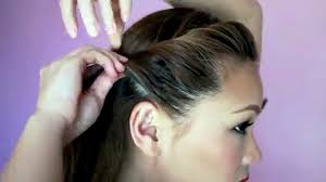 front side twist hairstyle dailymotion best hairstyle photos on