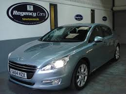 peugeot saloon cars used peugeot 508 saloon 2 0 hdi fap allure 4dr nav in