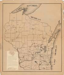 Wisconsin Lake Maps by Exploring Effigy Mounds