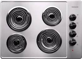 30 Downdraft Electric Cooktop Coil Cooktops