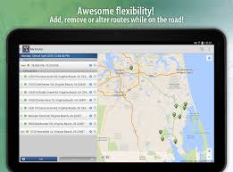 How To Draw A Route On Google Maps by Route4me Route Planner Android Apps On Google Play