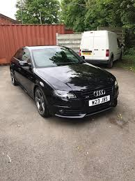2012 audi a4 s line black edition in lower earley berkshire