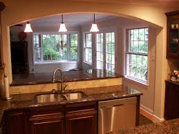 Kitchen Pass Through Design Elmwood Kitchen Cabinets Kitchen Pass Through Design Ideas