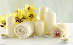 home decor candles bathroom spa candles home decor pinterest spa and spaces