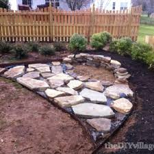 Installing Pea Gravel Patio Decor U0026 Tips How To Design Charming Landscape Using Pea Gravel
