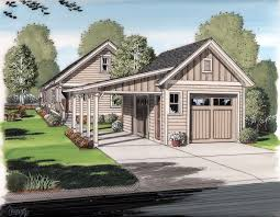 100 3 car garage apartment two bedroom carriage house plan