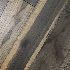 Hardwood Flooring Oak Oak Nantucket Grey Solid Hardwood Flooring 3 4 X 5