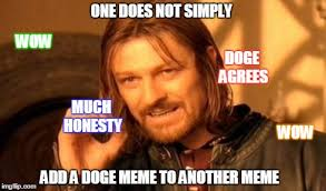 One Does Not Simply Meme Picture - one does not simply meme imgflip