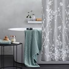 Gray Shower Curtain Liner Gray Shower Curtains U0026 Liners Target