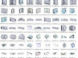 Plastic Pivot Hinge For Shower Door by Shower Door Glass Replacement Epienso Com