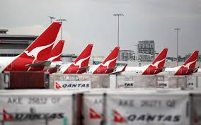 videos of the first thanksgiving the first ever nonstop flight from london to australia will take