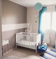 chambre taupe et bleu kirafes