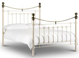 abdabs furniture victoria stone white single bed with mattress