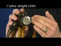 Streamlight Hard Hat Light Streamlight Septor Led Headlamps Flashlights 61052 41 Off 5