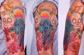 amazing watercolor tattoos 34 pics izismile com