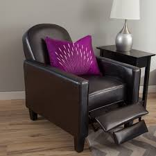 vintage black full grain leather club chairs for small spaces with
