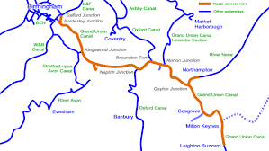 grand map pdf grand union canal cruising map in acrobat pdf format