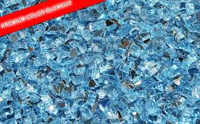 Glass Rocks For Fire Pit by Fire Pit Glass Crystals Fire Pit Glass For Fireplaces And Fire Pits