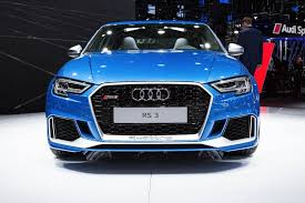 audi rs 3 sedan audi tackles road and racetrack with rs3 models