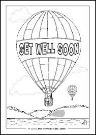 get well soon kid get well coloring pages 3471