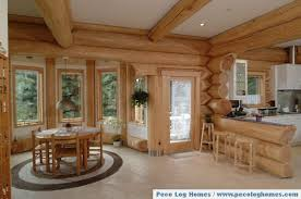 log home interiors images peco log homes log home pictures