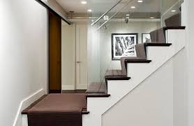 Ideas For Staircase Walls 095402 Basement Stair Wall Decorating Ideas Decoration Ideas For