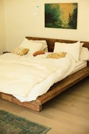 Low To The Ground Bed Frame Best 25 Low Bed Frame Ideas On Pinterest Low Beds Bed Design