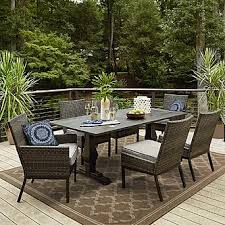 Sears Dining Room by Grand Resort Monterey Outdoor Dining Table Limited Availability