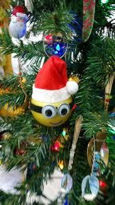 minion ornaments couldn t find minion ornaments so i