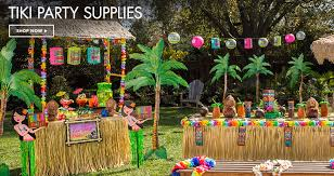 hawaiian luau decorations oaksenham inspiration home