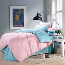 Girls Queen Size Bedding by Blue Green And Pink Modern Chic Design Unique Adults Full