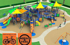 construction of embrace park expected to start soon news