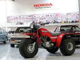 ultimate man cave 2015 inside honda u0027s museum and motor vehicle archives atv