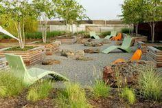 cedars sinai plaza healing gardens by ahbe landscape architects 8