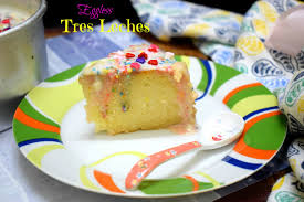 eggless tres leches cake recipe