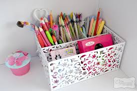Desk Organiser For Kids I Wish I Never Bought Desks For My Kids Bedrooms The Organised