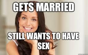 Memes About Good Sex - best good girl gina memes crave online