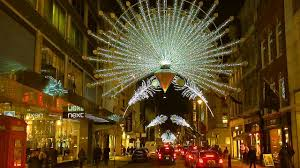 london christmas lights walking tour london walk bond street christmas lights and xmas window displays