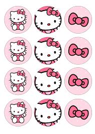 printable hello kitty birthday party ideas http www susaneda com imprimibles imprimibles hello kitty rosa