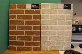 home depot decorative bricks fresh idea faux brick wall panels home depot with decoration ideas