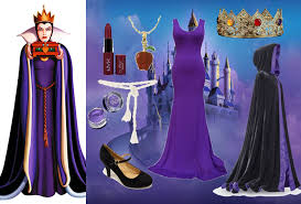 Halloween Costumes Evil Queen Disney Villain Halloween