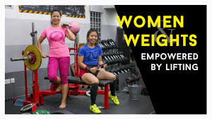 women and weights empowered by lifting latest others news the
