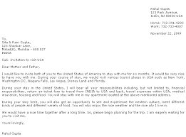Invitation Letter Us Visa immigration expert information letter of invitation for visa