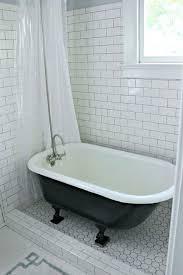 furniture small bathroom ideas 25 best photos houzz winsome small clawfoot tub dosgildas com