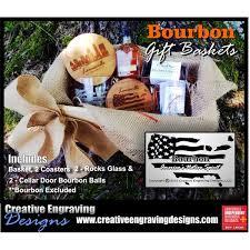 Bourbon Gift Basket Gift Basket Bourbon