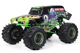 monster jam rc truck bodies new bright rc monster jam line